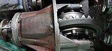 Главная передача трактора Т-150К, ХТЗ 17221 (редуктор моста), дифференциал нового образца (Z=9/40)