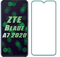 Захисне скло ZTE Blade A7 2020 / A7 Prime (Прозоре 2.5 D 9H) (ЗТЕ Блейд А7 2020)