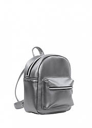 Жіночий рюкзак Sambag Brix SE металік