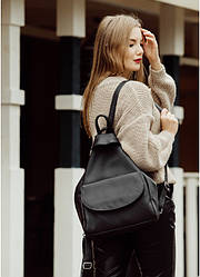 Жіночий рюкзак Sambag Asti LKH чорний