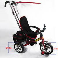 Велосипед трехколесный TILLY Combi Trike BT-TC-609 (BT-CT-0011) RED