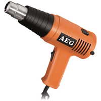 Фен строительный AEG PT560 D