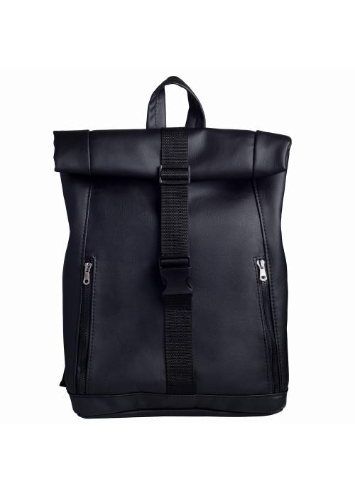 Рюкзак рол Sambag RollTop черный
