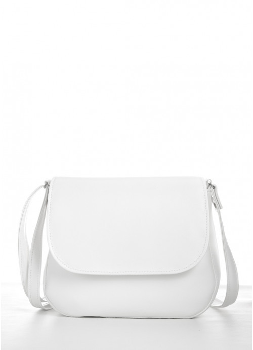 Жіноча сумочка Rose біла