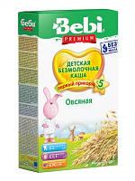 Каша безмолочная овсяная Bebi Premium, 200 г