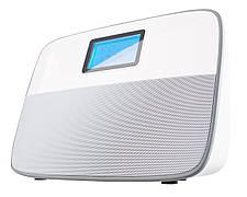 Радиочасы ECG R 300 U Белый