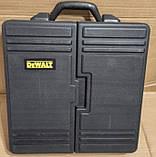 Акумуляторний Шуруповерт DeWALT DCD791 (24V 5A/h Li-Ion) з великим набором інструментів для свердління, фото 6