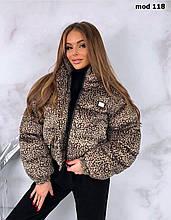 Куртка жіноча демісезонна коротка
