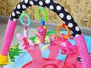 Детский развивающий коврик для детей Bambi, фото 3