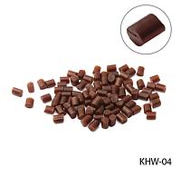 Кератин для наращивания волос Lady Victory (цвет: коричневый) LDV KHW-04 /51-0