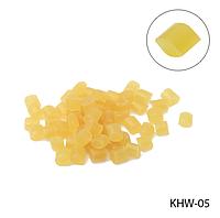 Кератин для наращивания волос Lady Victory (цвет: желтый) LDV KHW-05 /51-0