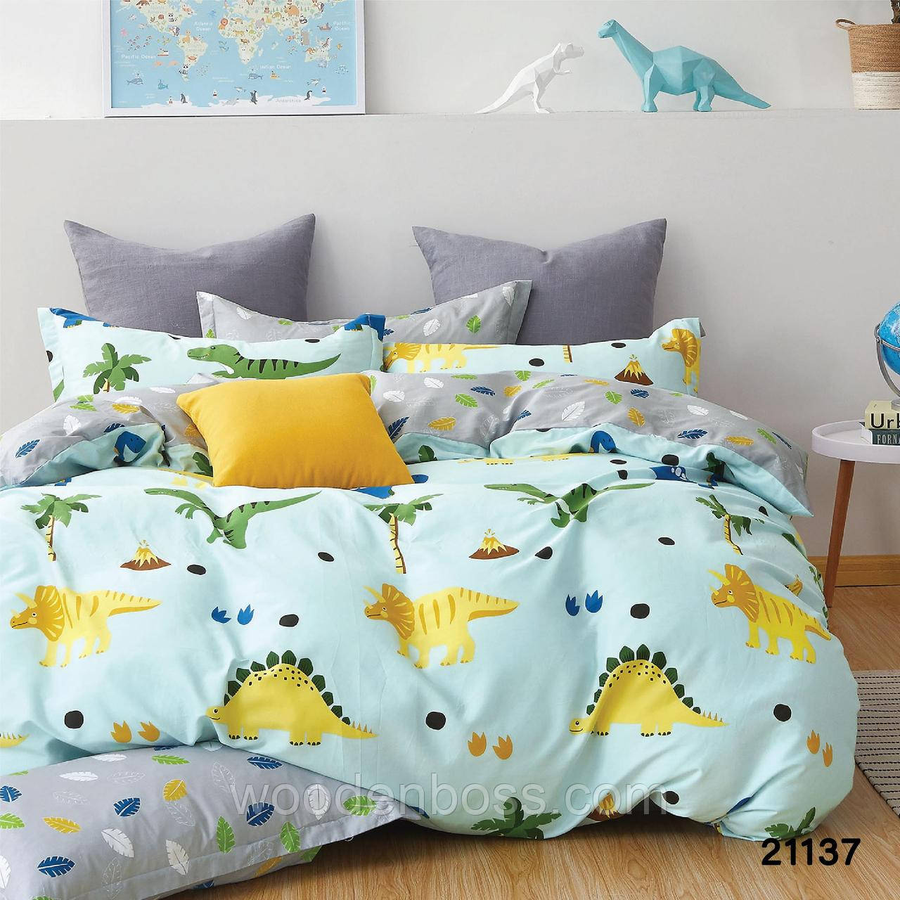 Подростковый комплект постельного белья 21137