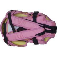 Рюкзак кенгуру переноска три положения Womar Pink