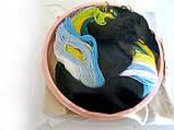 Набор для рукоделия (техника ковровой вышивки)  2 иглы «Ромашки», фото 5