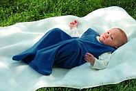 Спальный мешок для новорожденного, шерсть