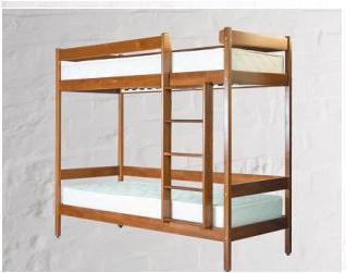 Двухъярусная кровать Капри (Микс-Мебель ТМ)