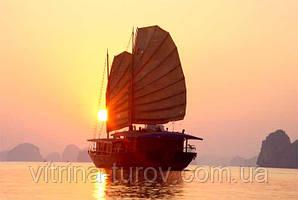 """Экскурсионный тур во Вьетнам """"Вьетнам - Лаос - Камбоджа"""" на 12 дней / 11 ночей"""
