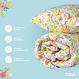 Набор: одеяло холлофайбер всесезонное 200х220 + 2 подушки 50х70 Country Home IDEIA, фото 3