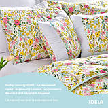 Набор: одеяло холлофайбер всесезонное 200х220 + 2 подушки 50х70 Country Home IDEIA, фото 4