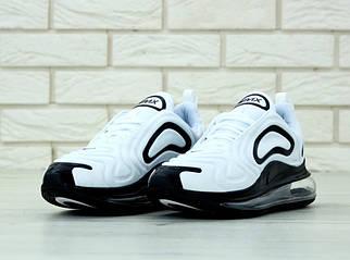 Чоловічі білі Кросівки Nike Air Max 720