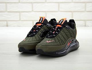 Чоловічі Кросівки кольору хакі Nike Air Max 720 818