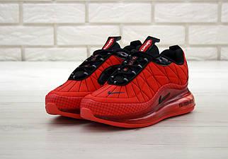 Чоловічі червоні кросівки Nike Air Max 720 818