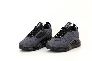 Чоловічі сірі кросівки Nike Air Max 720 818