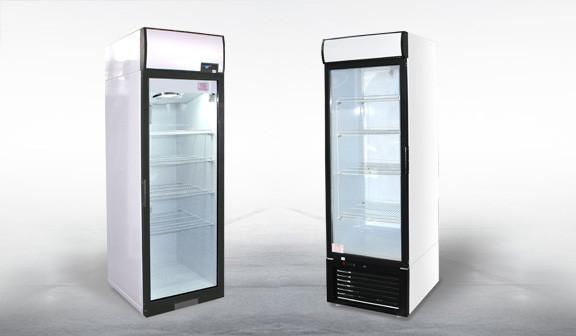 Шкаф среднетемпературный демонстационный на 600 л.