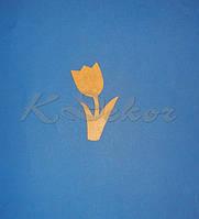 Тюльпан заготовка для декупажа и декора