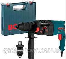 Перфоратор Bosch GBH 2-26 DFR + сменный патрон надежный Перфоратор в Кейсе