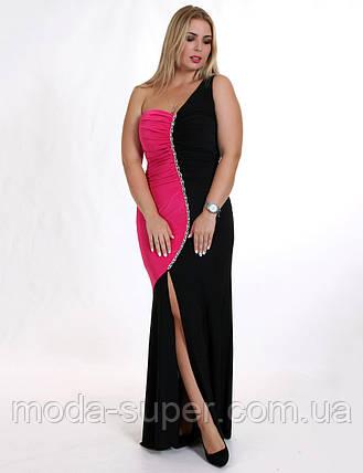 Платье вечернее с рукавами, фото 2