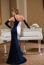 Платье вечернее с рукавами, фото 3
