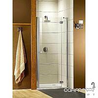 Душевые кабины, двери и шторки для ванн Radaway Душевая дверь Radaway Torrenta DWJ 80 32010-01-01N правая (хром/прозрачное)