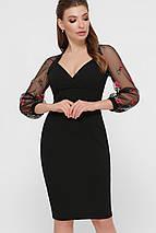 Изысканое платье с шифоновым рукавом, фото 3