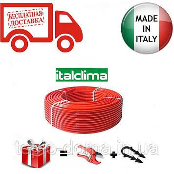 Труба для теплої підлоги PEX-A 16х2мм Italclima (Італія) Бухта 300м