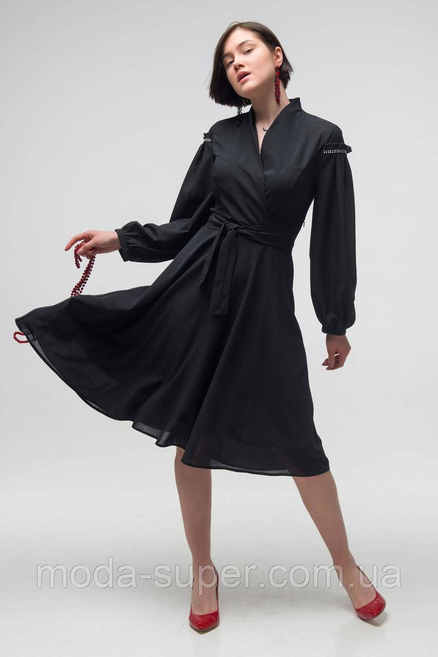 Легкое воздушное платье рр 44-50