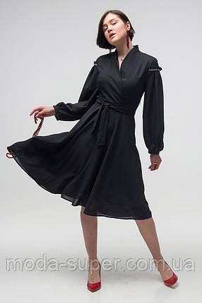 Легкое воздушное платье рр 44-50, фото 2