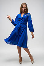 Женское воздушное платье рр 44-50