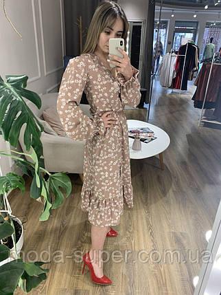 Платье из ткани супер софт рр 42-48, фото 2