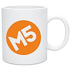 Кружка чашка мерч М5 Меджик файф Magic Five печать на чашках Кружка чашка принт, фото 2