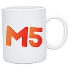 Кружка чашка мерч М5 Меджик файф Magic Five печать на чашках Кружка чашка принт, фото 3