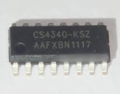 Микросхема CS4340-KSZ