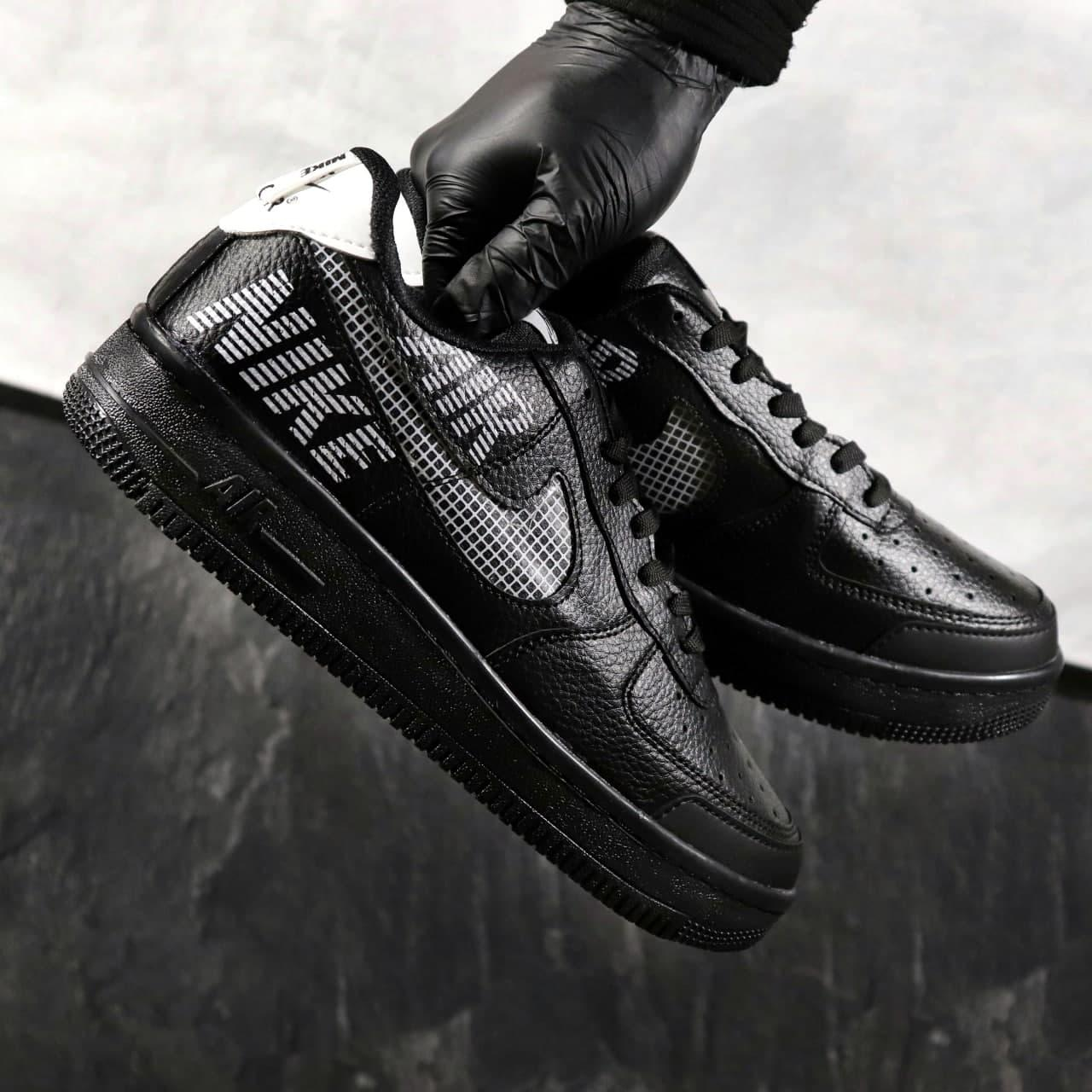 Кроссовки Air Force 1 Low LV8 2 Black Edition