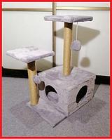 Игровой комплекс дряпка для животных TM Dom KO