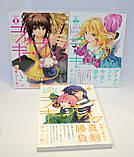 Манга на японській мові Lucky Break - Break all 3 volumes set (3 з 3), фото 2