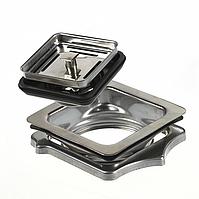 Квадратний фланець (адаптер) Reginox (In Sink Erator) для установки подрібнювача харчових відходів