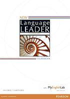 New Language Leader  Elementary Coursebook with MyEnglishLab Pack