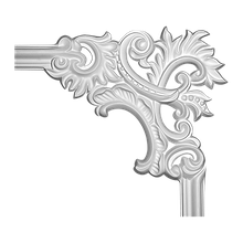 Угловой элемент 1.52.279 для стенс полиуретану