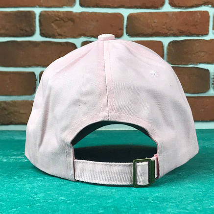 Кепка Бейсболка Чоловіча Жіноча Supreme Louis Vuitton Рожева, фото 2