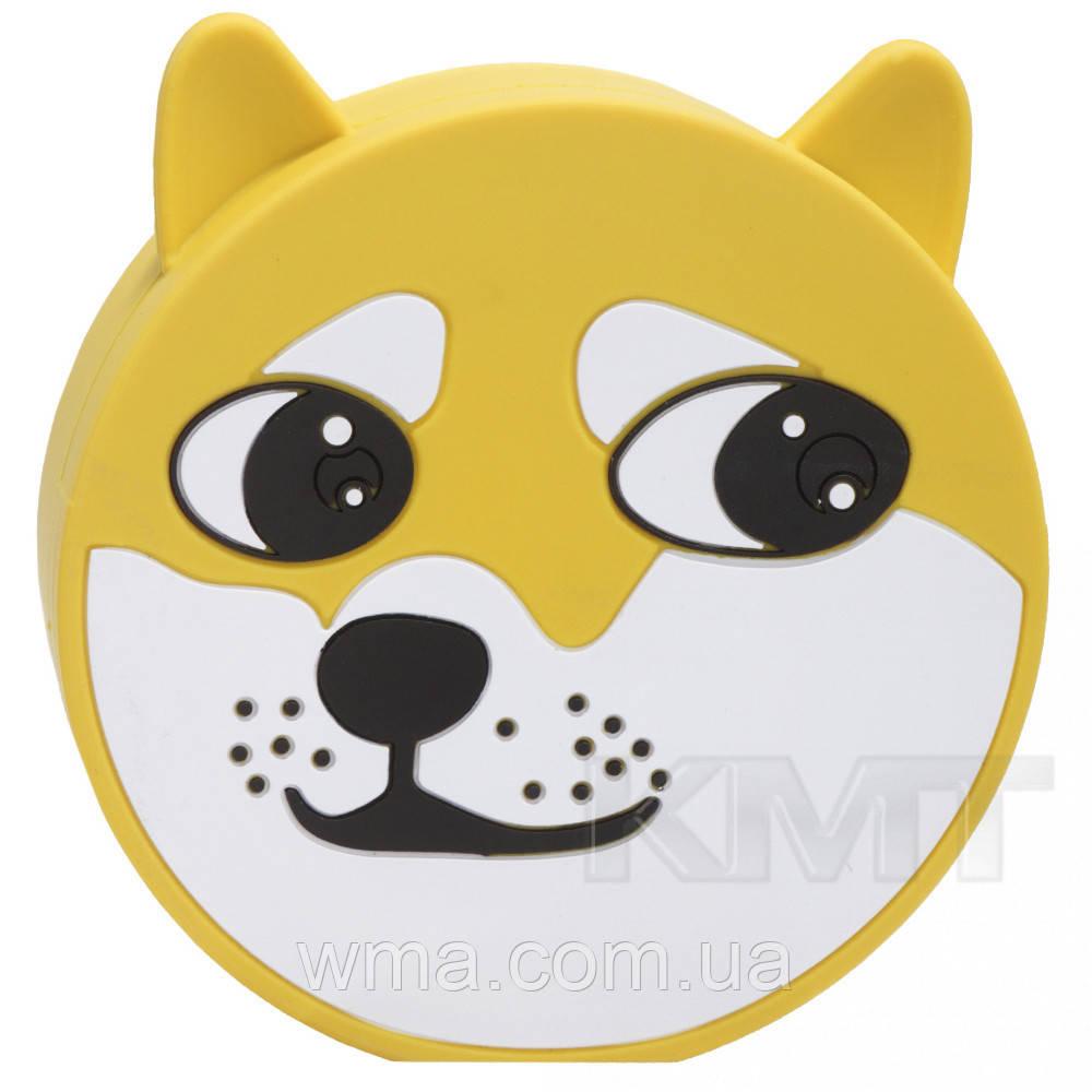 Emoji Series Power Bank Dog — 8800 mAh — — Akita